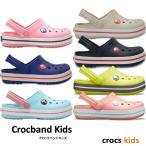 クロックス キッズ / クロックバンド キッズ / crocs Crocband Kids ※※ ケイマン キッズ サンダル