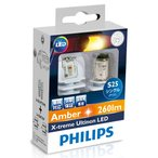 PHILIPS(フィリップス) エクストリーム アルティノン LED ウインカー PY21W アンバー 2個入り 【12764X2】