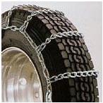 TSUBAKI つばき【11R22.5・スタッドレスタイヤ用】 特殊合金鋼タイヤチェーン TRUCKER-5(スプリングバンド付き) 標準型/シング