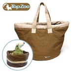 TopZoo トップズー DODO BAG ドゥドゥバッグ 猫用 犬用 キャリーケース ねこ用 キャリーバッグ ネコ用