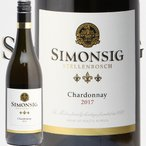 シモンシッヒ シャルドネ 2014Simonsig Estate Chardonnay白ワイン 南アフリカ
