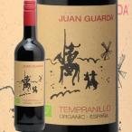 Yahoo! Yahoo!ショッピング(ヤフー ショッピング)ファン・グアルダ テンプラニーリョ オーガニック [2015]赤ワイン スペイン