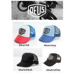 デウスエクスマキナ DEUS EX MACHINA メッシュ キャップ ストリート 帽子  BAYLANDS TRUCKER