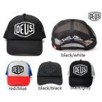 2017新作!DEUS EX MACHINA デウスエクスマキナ BAYLANDS TRUCKER ベイランズトラッカー キャップ 帽子 メッシュ メンズ レディース