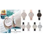 2017モデルオリビアバートン Olivia Burton Wonderland オリビアバートン レディース レザーベルト 30mm 腕時計