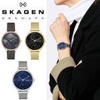 スカーゲン SKAGEN SKW2390 星空グレーレザー ANITA Analog Display Analog Quartz Grey Watch レディース腕時計 メンズ腕時計