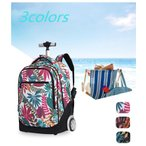 キャリーバッグ 機内持ち込み ミニ キャスター付き リュック ソフトキャリーバッグスーツケース 防災 避難 日常用 旅行用品  超軽量 大容量