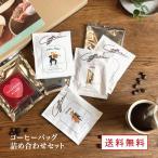 コーヒーバッグ 詰め合わせセット 送料無料 ネコポス便 ティーバッグ型 バレンタイン お試し