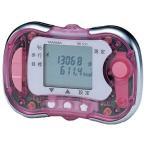 ショッピング万歩計 山佐(YAMASA) 万歩計 マイドクター クリアピンク BB-500-CP 歩数 運動 健康