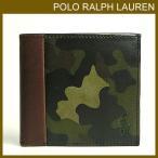 ポロ ラルフローレン 二つ折り財布 メンズ