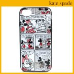 ケイトスペード iPhone8ケース iPhone7ケース kate spade ディズニー ミニーマウス コラボレーション 限定商品