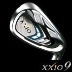 DUNLOP ダンロップ XXIO 9 アイアン 単品(#4,#5,AW,SW) MP900 カーボンシャフト 【ゼクシオ ナイン】