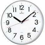セイコー 電波掛時計 スタイリッシュ KX301H