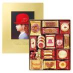 赤い帽子 ゴールド 16469