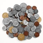 Learning Resources 96 Coins in a Bag コインセット LER 0101-B