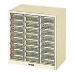 ナカバヤシ ピックケース 収納棚 収納ボックス アイボリー PC-24