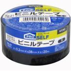 ニトムズ ビニールテープ No.21 POS 黒 38mm×20M J3417