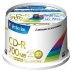 三菱化学 データ用CD�R 50枚スピンドル 48倍速対応 SR80FP50V2