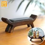 ミニチュア バリ家具(カルティニチェア)  アジアン家具 アジアン バリネコ バリ猫 イス 置物 小さい ミニサイズ
