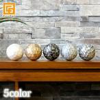 シェルのインテリアボール(5色展開)   アジアン雑貨 バリ おしゃれ リゾート 貝 デコレーション オブジェ 球体 バリ雑貨 インテリア ココバリ