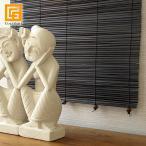 椰子の壁掛け   アジアンテイスト バリ風 すだれ 高級感 壁飾り プレイスマット エスニック バリ雑貨