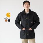 カーハート ジャケット チョアコート ブラウンダック Carhartt Duck Chore Coat C001