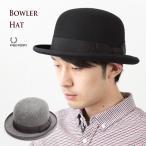 フレッドペリー 帽子 ボーラーハット 日本製 F9484 FRED PERRY BOWLER HAT モッズ 英国 チャップリン