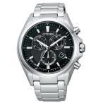 CITIZEN シチズン 腕時計 ATTESA アテッサ Eco-Drive エコ・ドライブ電波腕時計 AT3050-51E