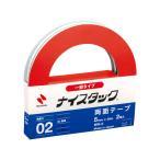 ニチバン/再生紙両面テープ ナイスタック レギュラーサイズ 2巻/NW-5