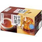AGF / 新茶人 ほうじ茶 100杯分