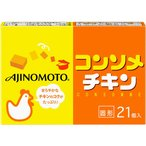 味の素/味の素KK コンソメチキン 固形 21個入