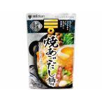 ミツカン/〆まで美味しい焼あごだし鍋つゆ ストレート 750g