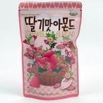 いちご味 アーモンド 210g ハニーバターアーモンドの仲間 イチゴ味 苺 アーモンド 1袋 韓国でも大人気 韓国 お菓子 お土産