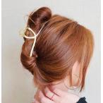 ヘアクリップ バンスクリップ 韓国 ヘアアクセサリー 髪留め クリップ まとめ髪 レディース 可愛い シンプル