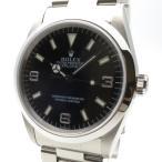 美品 ROLEX(ロレックス)腕時計 エクスプローラー1 14270 A番 自動巻き #203【時蔵】