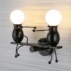 ブラケットライト ウォールライト 2灯 壁掛けライト 玄関照明 北欧 おしゃれ 壁掛け照明 照明 照明器具 室内照明インテリア  リビング 玄関灯