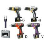 Panasonic(パナソニック):充電ドリルドライバー 12V(本体・充電器・電池パック・予備電池パック・ケース付) 黒 クラッチ18段 EZ6470NKNB