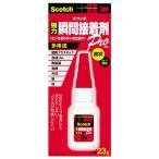 スリーエムジャパン:スコッチ 瞬間接着剤 液状多用途Pro(23g) 7070