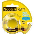 スリーエム:スコッチ(R) はってはがせる両面テープ 667 (10m巻 巻芯径25mm) 667-1-19D