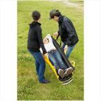 (あすつく)エコロヴィーバルーン:エアバッグ式担架 簡易ベッド リフト スライドシート 防災 介護 浮き輪 持ち運び