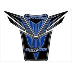 MOTOGRAFIX(モトグラフィックス):タンクパッド MT-09 ブラック/ブルー/シルバーMT-TY022KBS