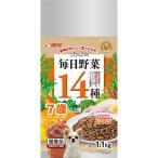 マルカン サンライズ:ゴン太の毎日野菜14種 7歳以上用 1.1kg SVE-004 犬 フード ドライ 総合栄養食 半生 セミモイスト ゴンタ