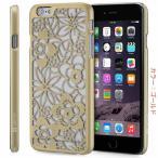 iPhone6S Plus/iPhone6 Plusケース わずか1.6mm超薄型ハードカバー 花柄アートデザイン ウルトラスリムフィットケースカバー