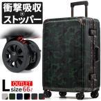 アウトレット スーツケース Lサイズ アルミ 大型 フレーム 軽量 キャリーケース キャリーバッグ 旅行 国内 海外 カモフラ ブランド