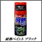 ソフト99 耐熱ペイント ブラック (黒) 300ml (ボデーペン)(99工房) SOFT99 ココバリュー