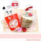 プレゼント 女性 マグカップ リトルミイ 雑貨ギフト ケーキタオル