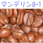 コーヒー豆 マンデリンGー1 内容量500g 焙煎したて