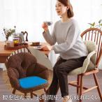 あったかクッション 腰楽すっぽり座れる毛布  コジット
