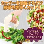 ショッピングチョッパー チョッパー 野菜 カッター チョップドサラダ みじん切り ベジタブルチョップカッター コジット