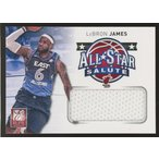 Lebron James 12/13 Panini Elite All-Star Salute Jersey